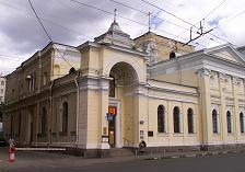 Троицы Живоначальной на Грязех, у Покровских ворот