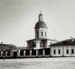 храм святителя Николая при Куракинской богадельне (мал)