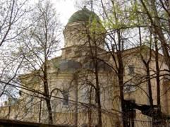 Домовый храм преподобного Герасима иже на Иордане