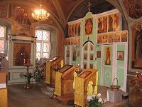 Николая Мирликийского, святителя в Подкопаях (внутреннее убранство, мал)