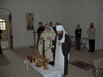 Митрополит Волоколамский Иларион посетил Патриарший центр древнерусской богослужебной традиции. Фото 8