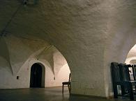 храм Покрова Пресвятой Богородицы в Рубцове (интерьер)