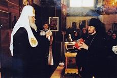 Служение епископа Каракасского Иоанна