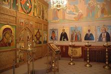 Казанской иконы Божией Матери часовня при Казанском вокзале