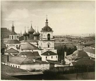 Златоустовский мужской монастырь, что на Посаде в Садех.