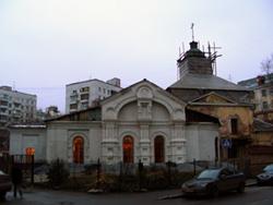 Николая Мирликийского, святителя в Дербеневе