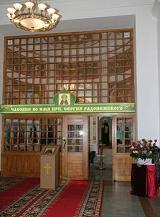 Сергия Радонежского преподобного при Ярославском вокзале часовня