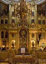 Богоявленский кафедральный собор (интерьер)