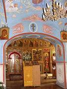 Николая Мирликийского, святителя в Кленниках (внутри)