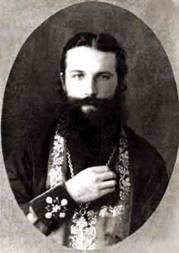иерей Петр Петриков