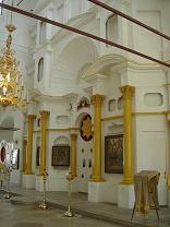 Храм Покроваа Пресвятой Богородицы на Ольховце в Красном селе