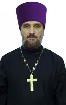 иерей Владимир КОЛОБАНОВ
