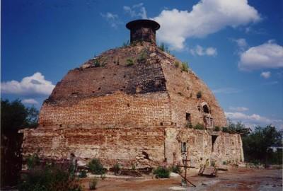 храм свт. Николая в Покровском (1994 год)