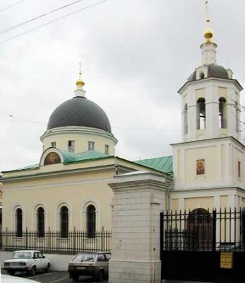 Храм ап.Иакова Зеведеева (Казанской ик.Б.М.) в Казенной Слободе