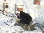 Совершим молитву о бездомных