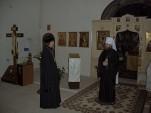 Митрополит Волоколамский Иларион посетил Патриарший центр древнерусской богослужебной традиции. Фото 12